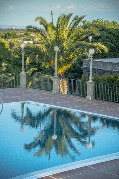 piscina palme