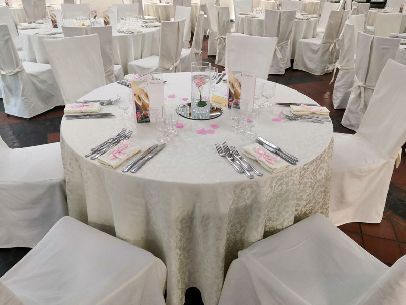 margherita tavoli bianchi