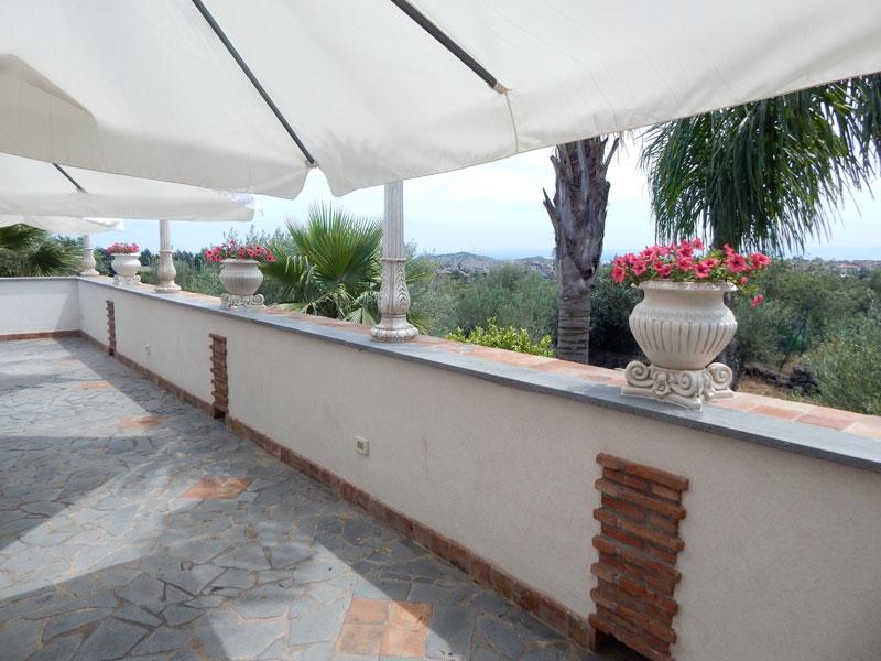 vista terrazza panoramica